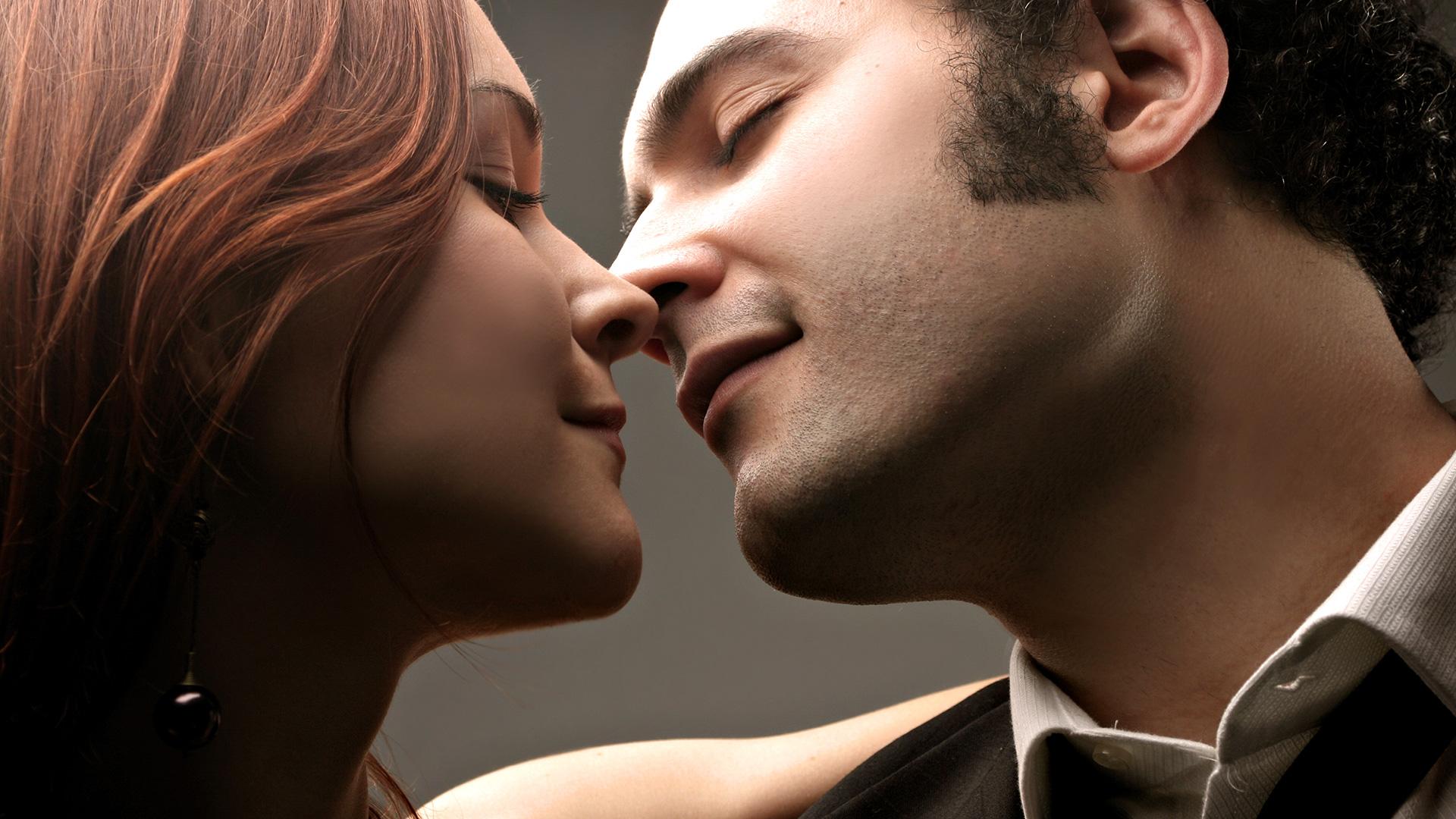 Техника французского поцелуя