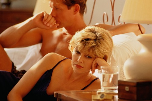 Как помириться с женой