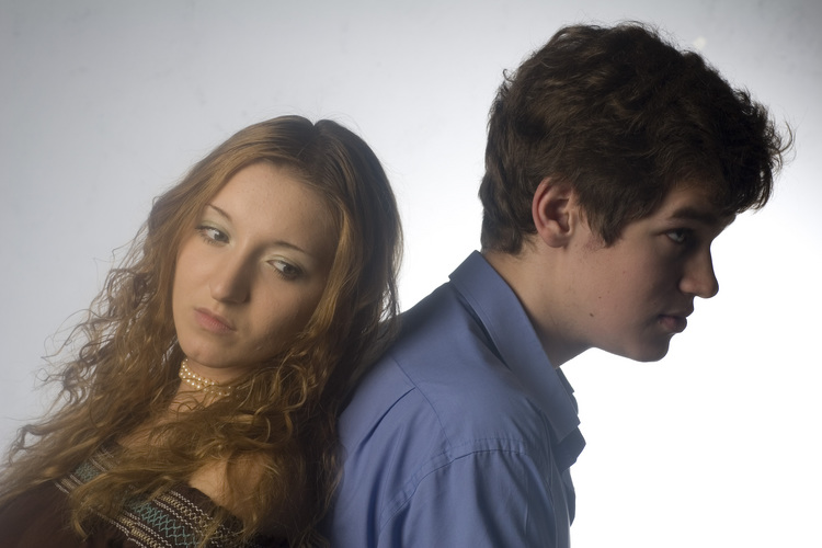 мужчина и женщина в браке