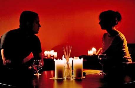 Вечер для любимого мужчины